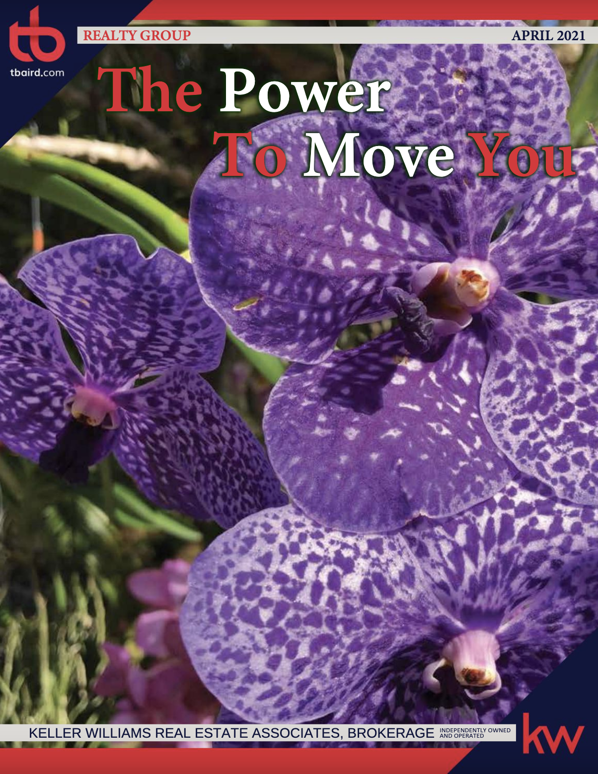 The Power to Move You - April Issue